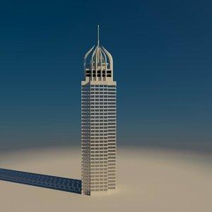 3d mesk tower