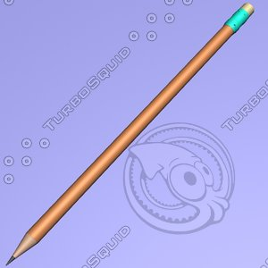 pen pencil 3d 3ds