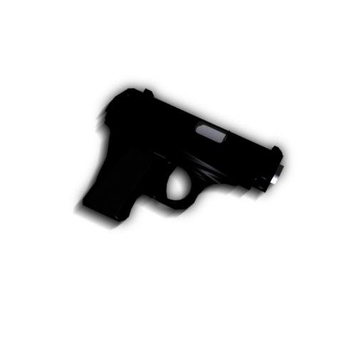 pocket pistol 3d 3ds