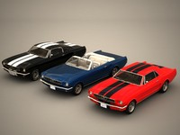 Ford Mustang Mk1 collection