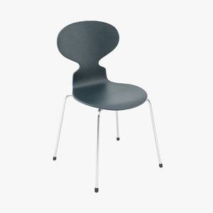 ant chair legs 3d model