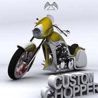 custom chopper max