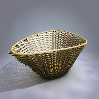 3d basket trash laundry model