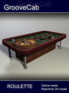max casino roulette table