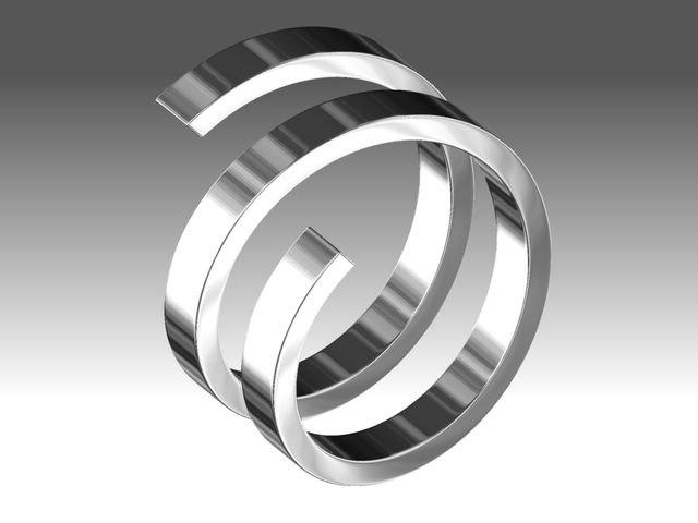 3d obj bracelet