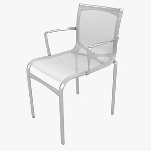 chair alias highframe 3d model