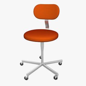 3d alias chair atlas