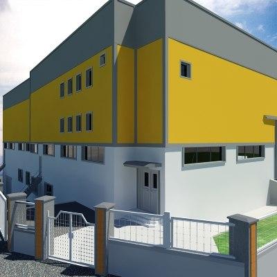 maya firm building