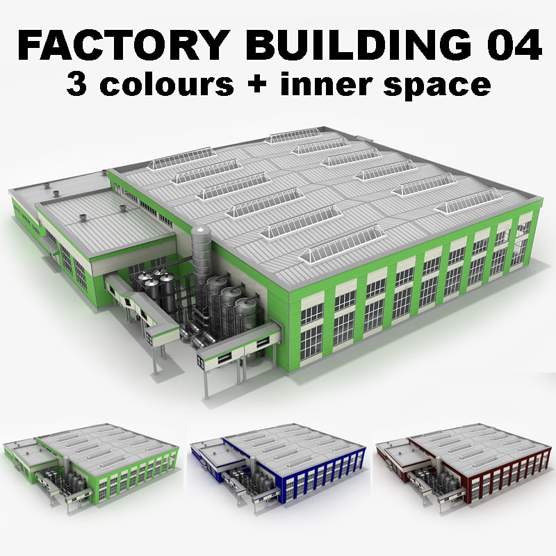 max factory building