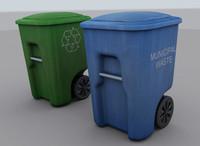 plastic trash max