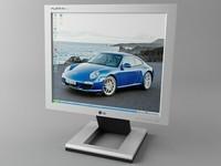 3dsmax lcd lg monitor