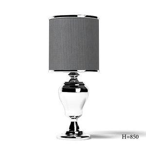 moooi kaipo lamp 3d model