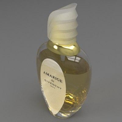 3d amarige perfume