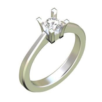 jewelry diamond 3d model