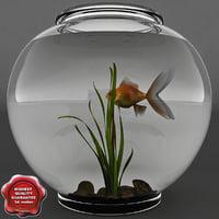 3dsmax aquarium v8