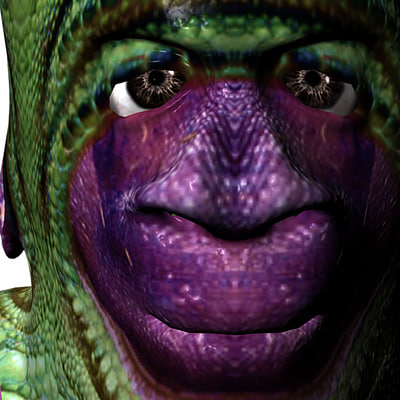 maya beast planet rrr