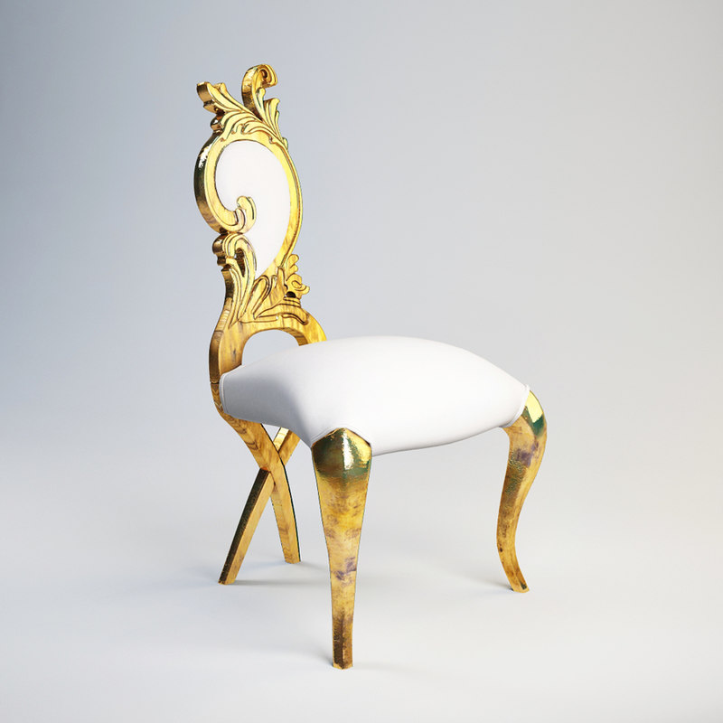 christopher guy chair 3d max