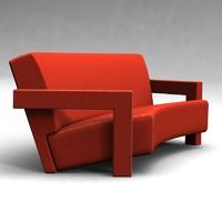 3d utrecht 637 sofa gerrit