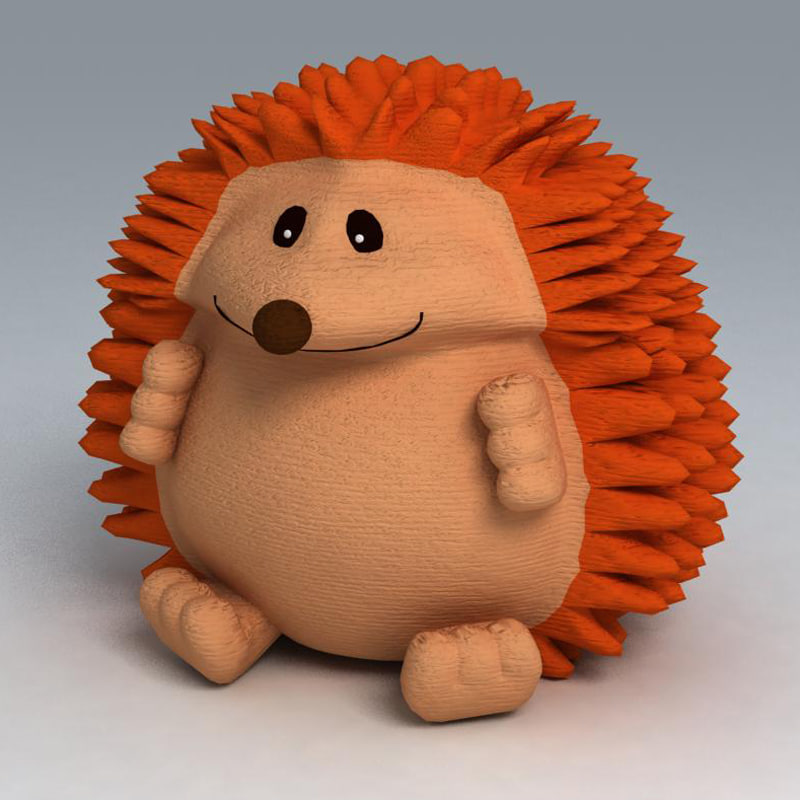 max hedgehog toy