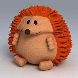 max hedgehog toy