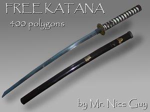 katana games sword 3ds free