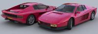 3d auto sport model