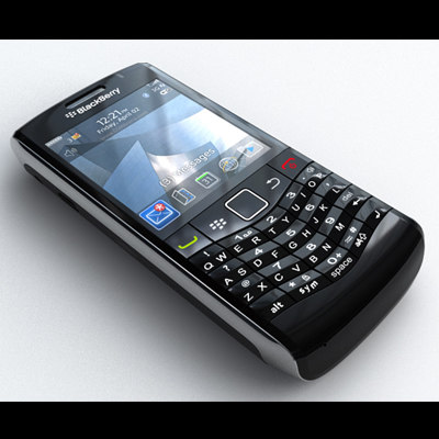 3d blackberry pearl 3g 9100
