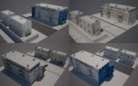 city street 3ds