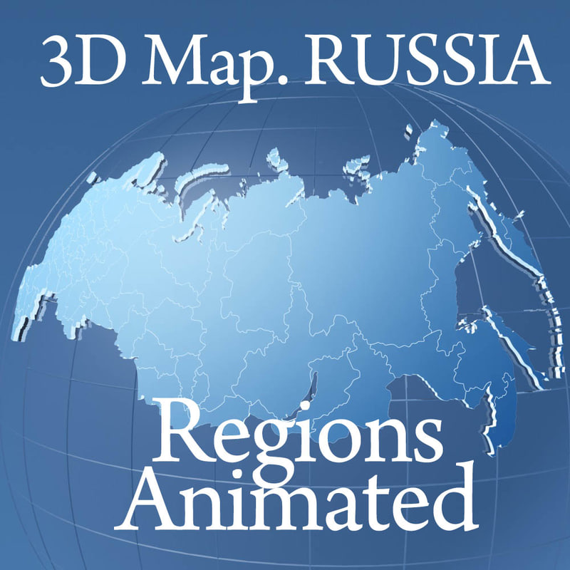 Globe russia regions 3d max gumiabroncs Images
