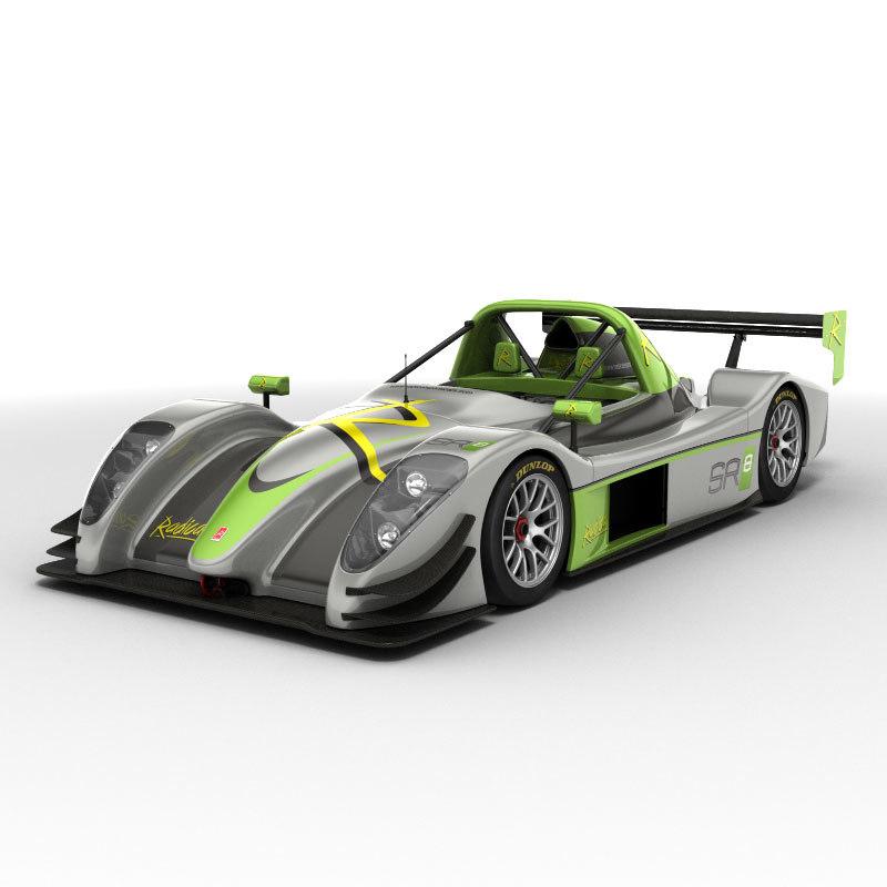 3d radical sr8 supersport lm