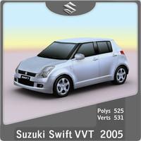 directx 2005 suzuki swift vvt