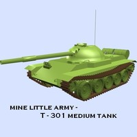 free 3ds mode t-301 tank