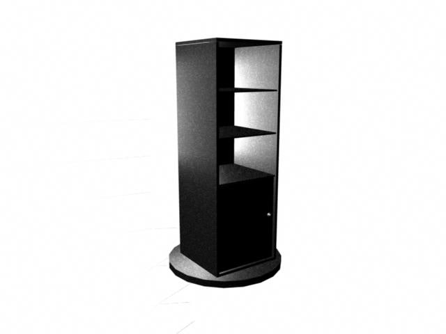 hd cupboard 3d obj