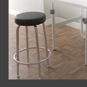 max drafting stool chair