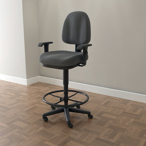 3ds max drafting chair