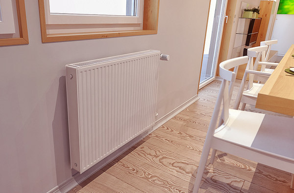 radiateur heating heizkörper 3d model