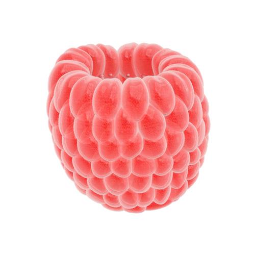 raspberry berry 3d max