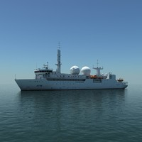 Dupuy de Lome French communication intelligence ship