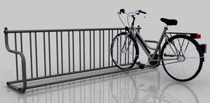 free max mode bike rack