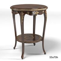 savio firmino classic side coffee table  m3171a