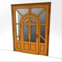 doors to the chapel