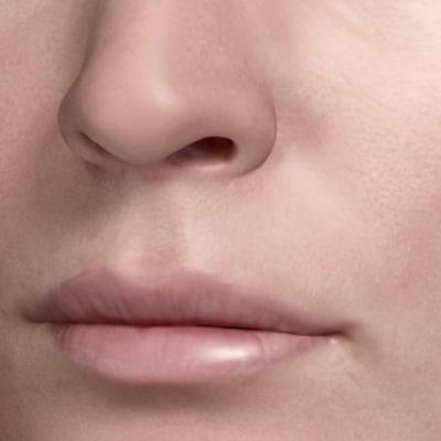 head girl human 3d model