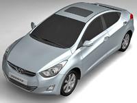 2011 Hyundai Avante (Elantra)