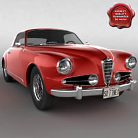 maya alfa romeo 1900 supersprint