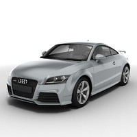 Audi TT RS Coupe 2010