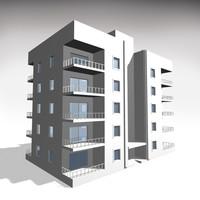 3d model building 20