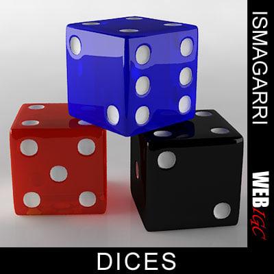 maya dices 5 black