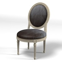 PIERRE COLLECTION COMEDIE DOS ROND CLASSIC CHAIR DINING ARMCHAIR STOOL