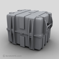 MILITARY CASE (LARGE)