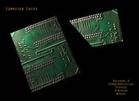 maya computer circuit board